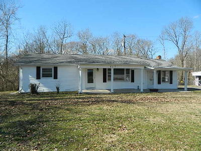 Somerset Single Family Home For Sale: 917 Hwy 3057