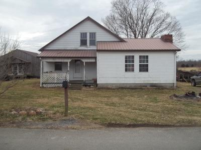 Somerset Single Family Home For Sale: 1167 Albright Mill Road