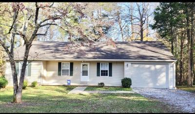 Bronston Single Family Home For Sale: 64 Woodson Cove Court