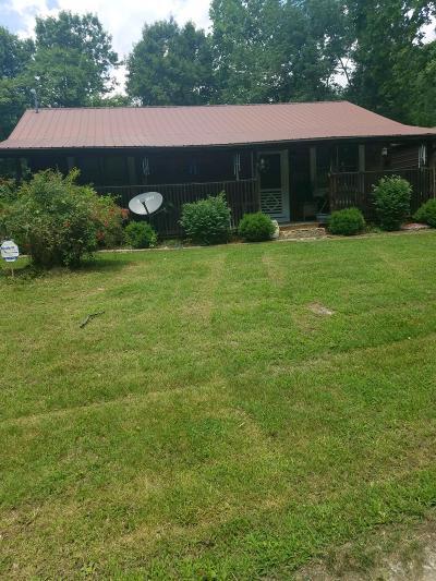 Burnside Single Family Home For Sale: 296 S Hwy 27 Loop 4 W