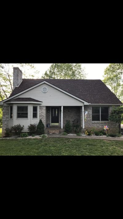 Somerset Single Family Home For Sale: 671 Grundy Road