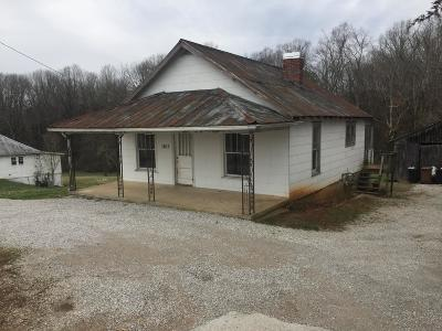 Somerset KY Single Family Home For Sale: $39,900