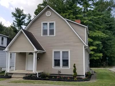 Somerset KY Single Family Home For Sale: $116,900