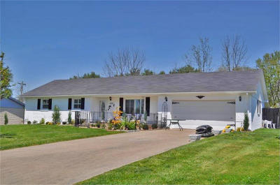Somerset KY Single Family Home For Sale: $189,900
