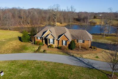 Russell Springs Single Family Home For Sale: 297 Remington Drive