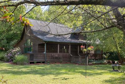 Somerset Single Family Home Active Under Contract: 200 Cave Valley Road