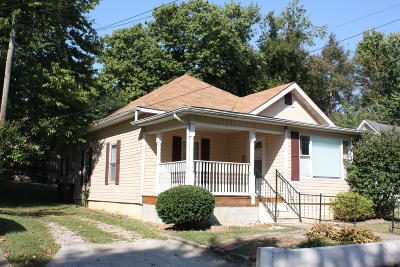 Somerset Single Family Home For Sale: 316 N Maple Street