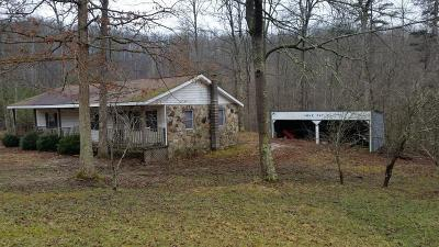 Somerset Single Family Home For Sale: 3750 State Hwy 1643