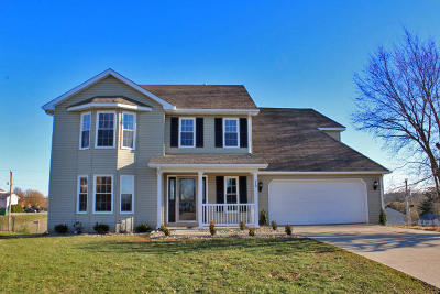 Somerset Single Family Home Active Under Contract: 75 Grand Circle