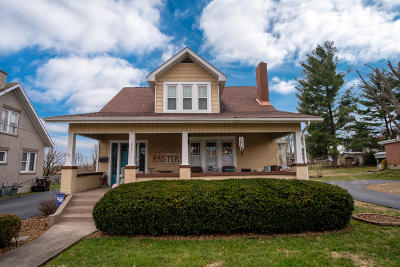 Somerset Single Family Home For Sale: 222 S. Central Avenue
