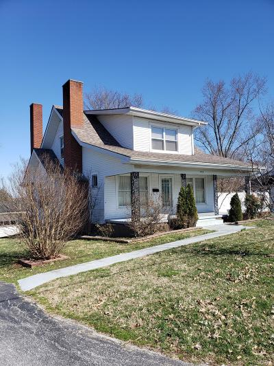 Somerset Single Family Home Active Under Contract: 902 N Main Street