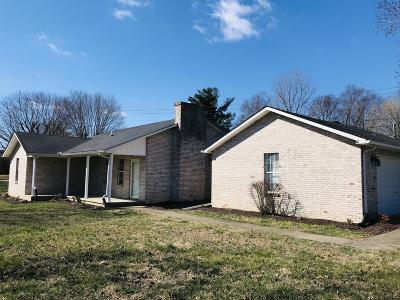 Somerset KY Single Family Home For Sale: $134,900