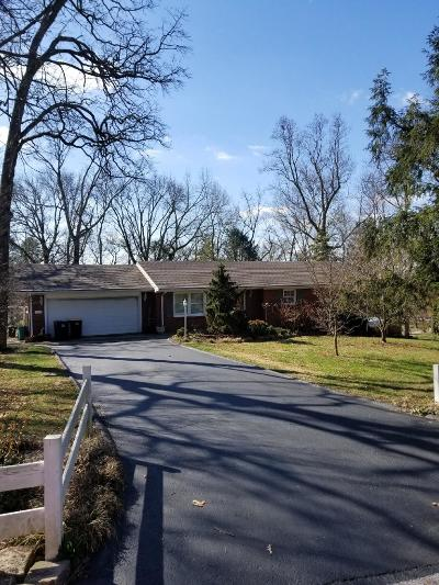 Somerset Single Family Home For Sale: 106 Shady Lane