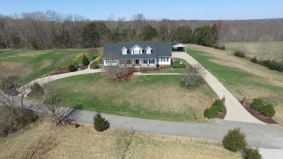 Science Hill Single Family Home For Sale: 444 Gladstone Wesley Road