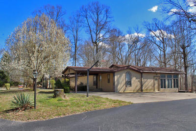 Nancy Single Family Home For Sale: 48 Cardinal Trail