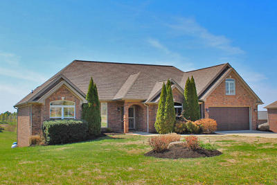Somerset Single Family Home Active Under Contract: 63 Tuscany Drive