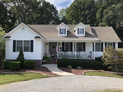 Russell Springs Single Family Home For Sale: 188 Meadow Brooke Drive