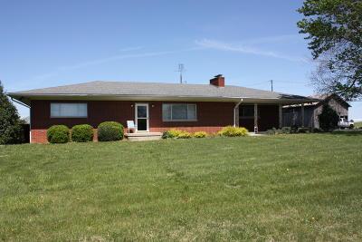 Nancy Single Family Home For Sale: 6516 W Hwy 80