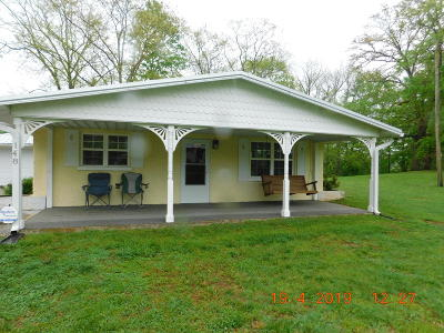 Somerset KY Single Family Home For Sale: $98,500