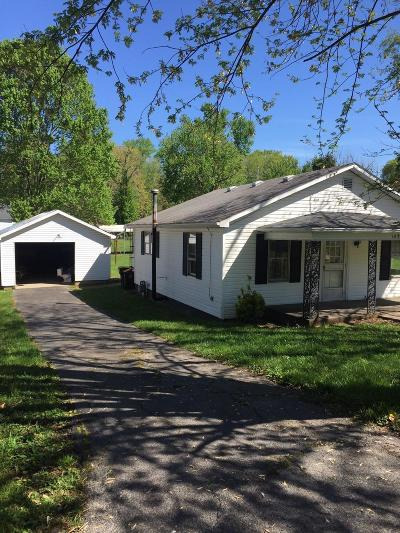 Somerset KY Single Family Home For Sale: $59,900