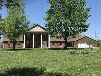 Russell Springs Single Family Home For Sale: 74 David Roy Road
