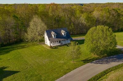 Russell Springs Single Family Home For Sale: 95 Aarons Lane