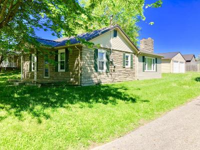 Somerset KY Single Family Home For Sale: $89,000