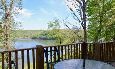 Russell Springs Single Family Home For Sale: 1518 Cliffside Drive