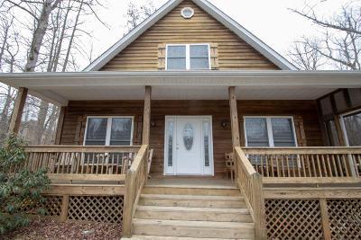 Burnside KY Single Family Home For Sale: $189,000