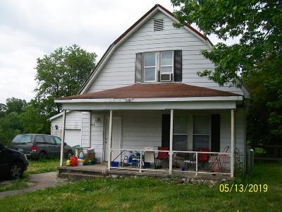 Ferguson Single Family Home For Sale: 108 Hunt Lane