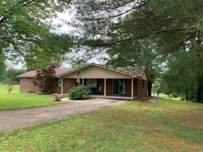 Somerset Single Family Home For Sale: 253 Horseshoe Drive