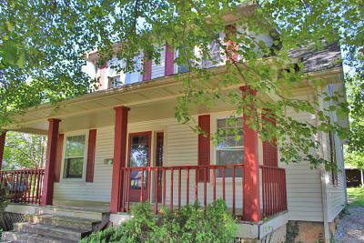 Somerset Single Family Home For Sale: 137 N Maple Street