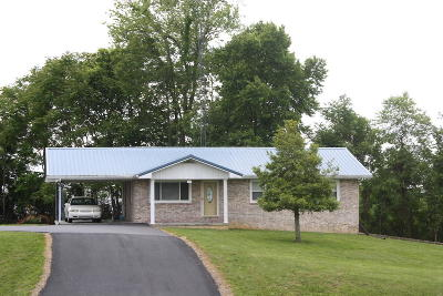 Russell Springs Single Family Home For Sale: 103 Blair School Road