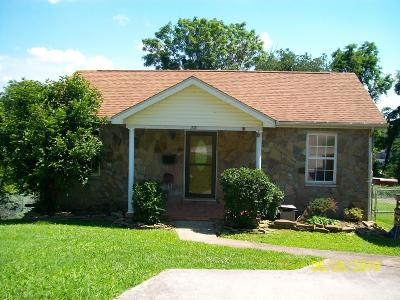 Somerset KY Single Family Home For Sale: $99,900