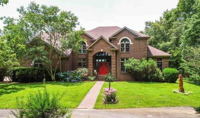 Russell Springs Single Family Home For Sale: 2657 Gosser Ridge Rd