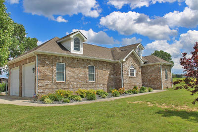 Somerset KY Single Family Home For Sale: $189,500