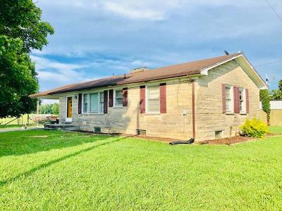 Russell Springs Single Family Home For Sale: 3152 State Hwy 1611