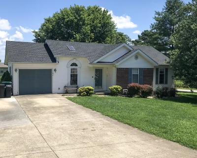 Somerset Single Family Home For Sale: 20 Suits Us Drive