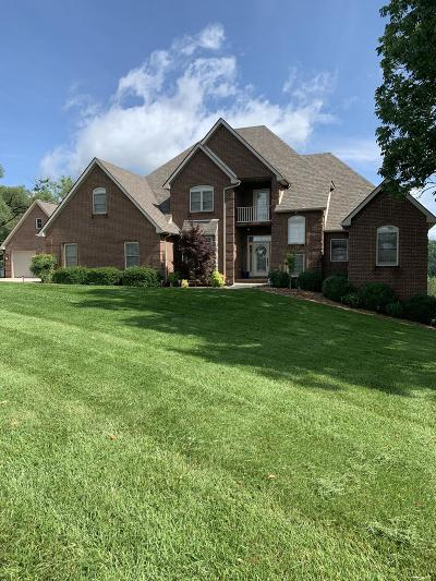 Somerset Single Family Home Active Under Contract: 321 Woods Edge Drive