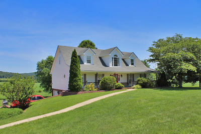 Somerset Single Family Home For Sale: 96 Lincoln Hills Drive