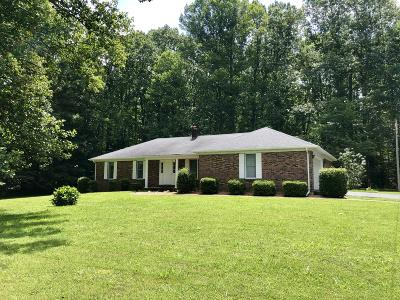 Russell Springs Single Family Home For Sale: 7079 Ky-910