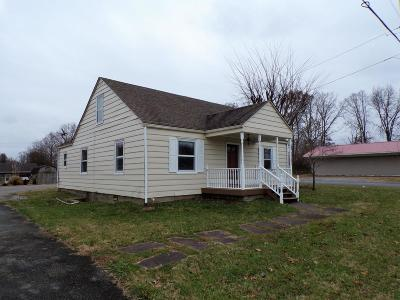Russell Springs Single Family Home For Sale: 264 Us-127