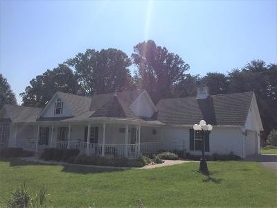 Somerset Single Family Home For Sale: 468 Wondering Woods Drive