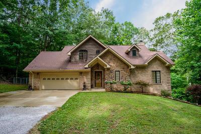 Nancy Single Family Home For Sale: 1260 Todd Farm Road