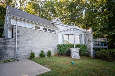 Burnside, Nancy, Somerset Single Family Home For Sale: 3430 Woodhaven Drive