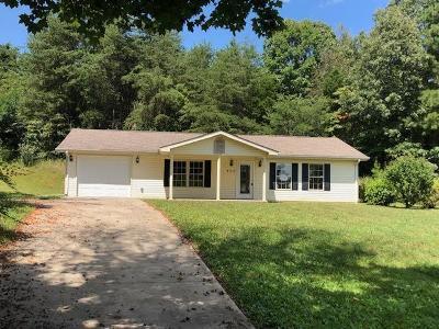 Burnside, Nancy, Somerset Single Family Home For Sale: 450 McKee Road