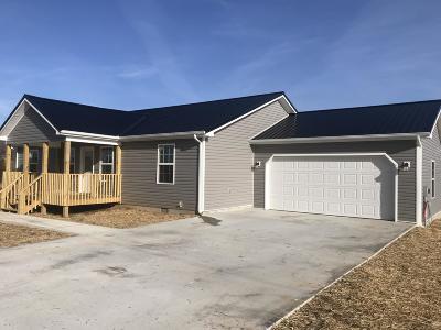 Burnside, Nancy, Somerset Single Family Home For Sale: 248 Dahl-Elrod Road