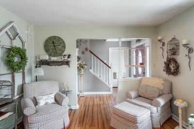 Burnside, Nancy, Somerset Single Family Home For Sale: 4212 Hickory Nut Road