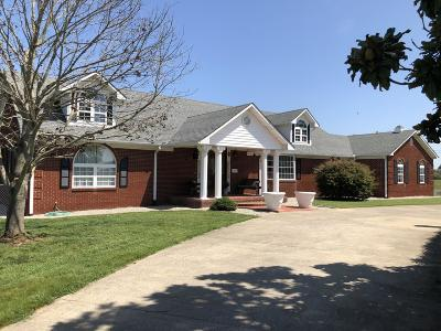 Burnside, Nancy, Somerset Single Family Home For Sale: 1090 Hwy 1674