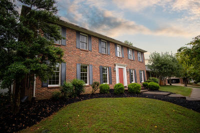 Somerset Single Family Home For Sale: 115 Wildcat Drive